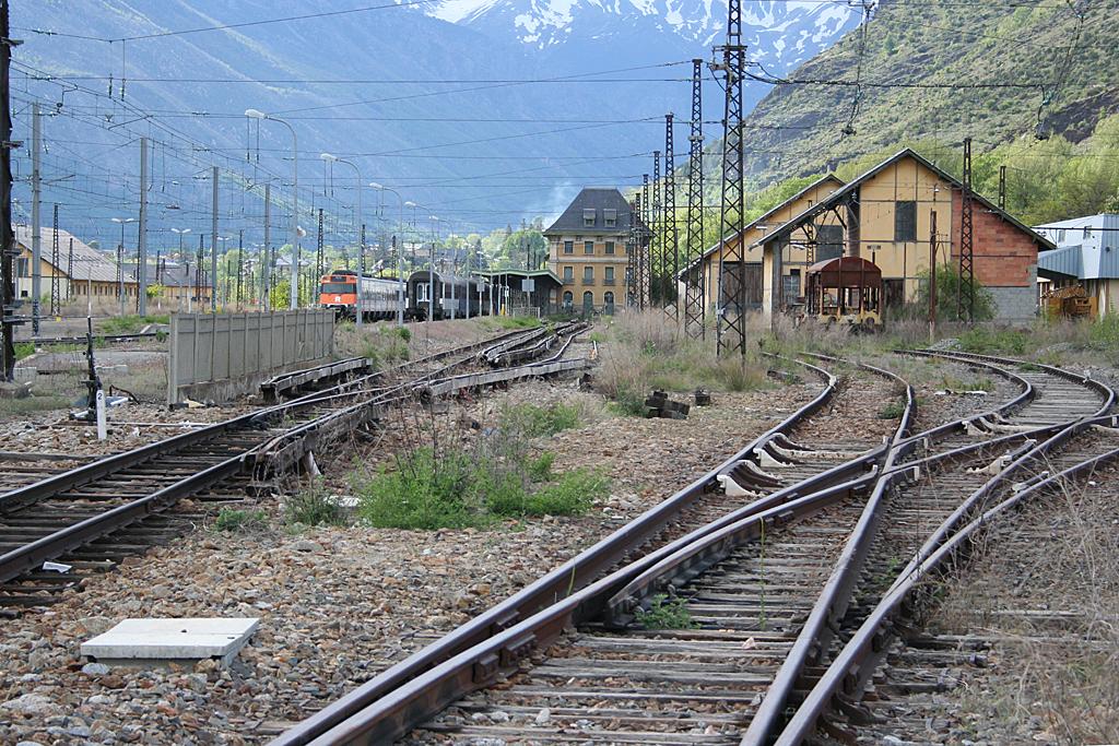 Vasúti sín nyomtáv