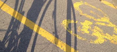 A soha el nem készülő kerékpárút