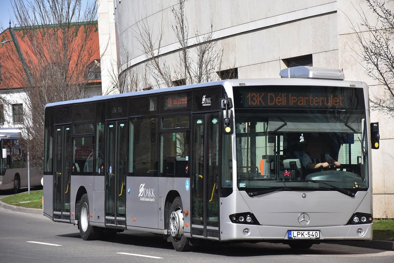 Menni vagy maradni? Vajon közlekednek majd DAKK-os autóbuszok a kecskeméti városi vonalakon?