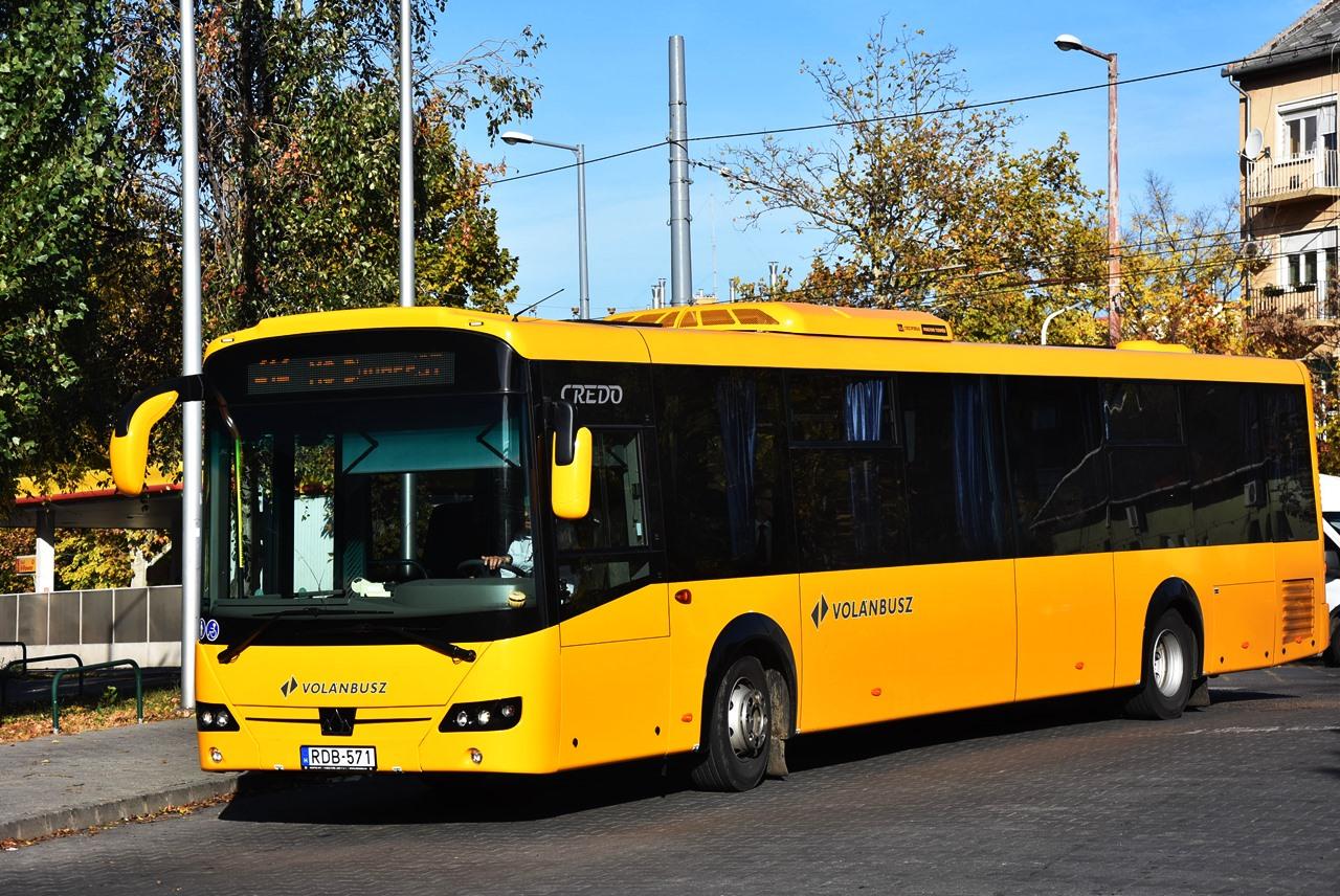 Érkezés a budapesti Stadion buszpályaudvarra, a Szada–M3–Budapest viszonylaton is egyre több a sárga busz