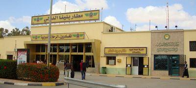 Három év után nyílt meg újra a líbiai repülőtér
