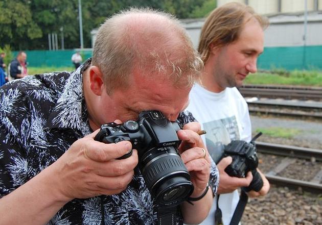 Sokféle vasútbarát, sokféle érdeklődési területtel — a legtöbben fotzóznak is