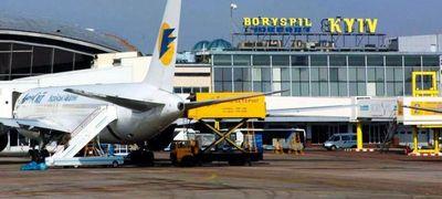 Kirúgták Boriszpil vezetőjét, mert ugrottak a Ryanair járatai