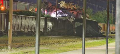 Vasúti baleset Boszniában