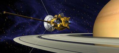 Viszlát, Cassini! És nagyon köszönjük!