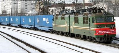Orosz–fehérorosz tengely a kínai szállítmányokért