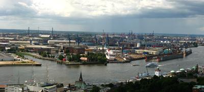 Továbbra is a hamburgi a legfontosabb kikötő a cseheknek