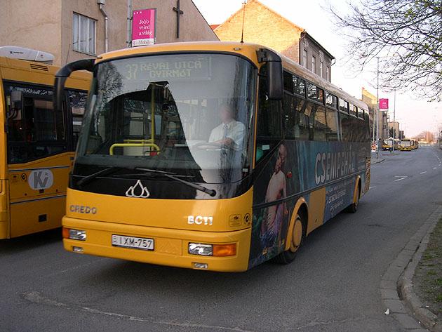 Győr belvárosában visszaáll az eredeti forgalmi rend, valamint egy belvárosi körjárat is indul