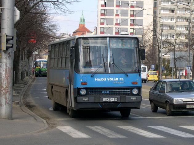 Amikor a Hajdú Volán üzemeltette a helyi közlekedést Debrecenben, előfordult, hogy nem jutott helyi kocsi a Cora viszonylatra. Azóta a helyzet megoldódott, a cég légkondicionált alacsonypadlós Solaris Urbino 12-esei járnak a vonalon