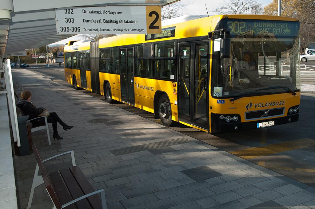 Végső cél a szolgáltatások színvonalának emelése és az utasszám növekedése.<br />(fotó: Antal Norbert)