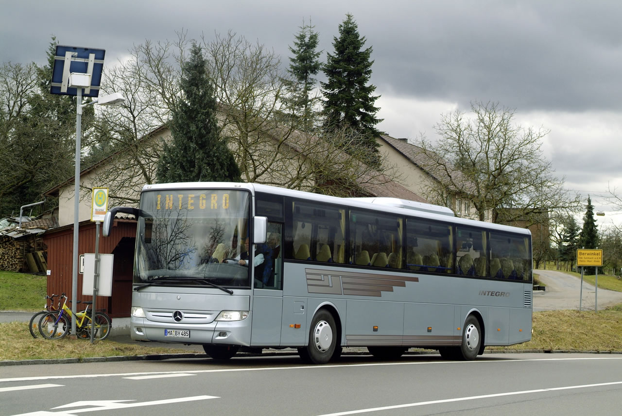 Mercedes-Benz Buses has anno…