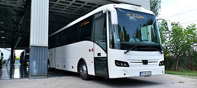 Száz új Credóval frissül a helyközi buszállomány