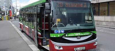 Húsz elektrobuszt vásárol Hradec Králové közlekedési vállalata