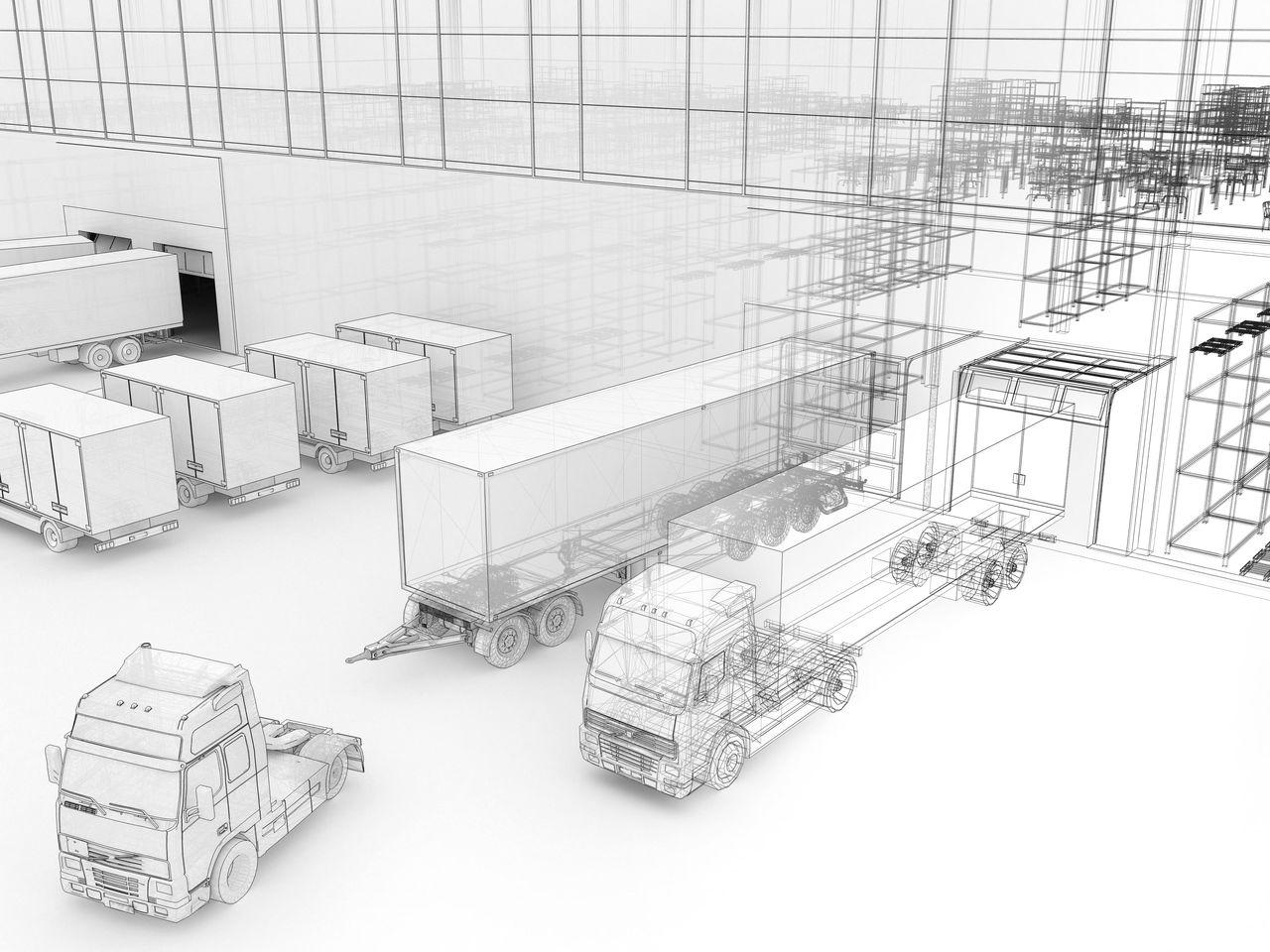 Iho k z t k zleked slogisztikai konferencia m r most for Draw layout warehouse
