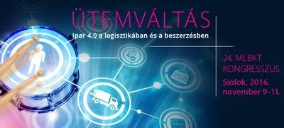 Ipar 4.0 – ütemadó változások a logisztikában és a beszerzésben