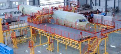 Elkészült a századik kínai Airbus