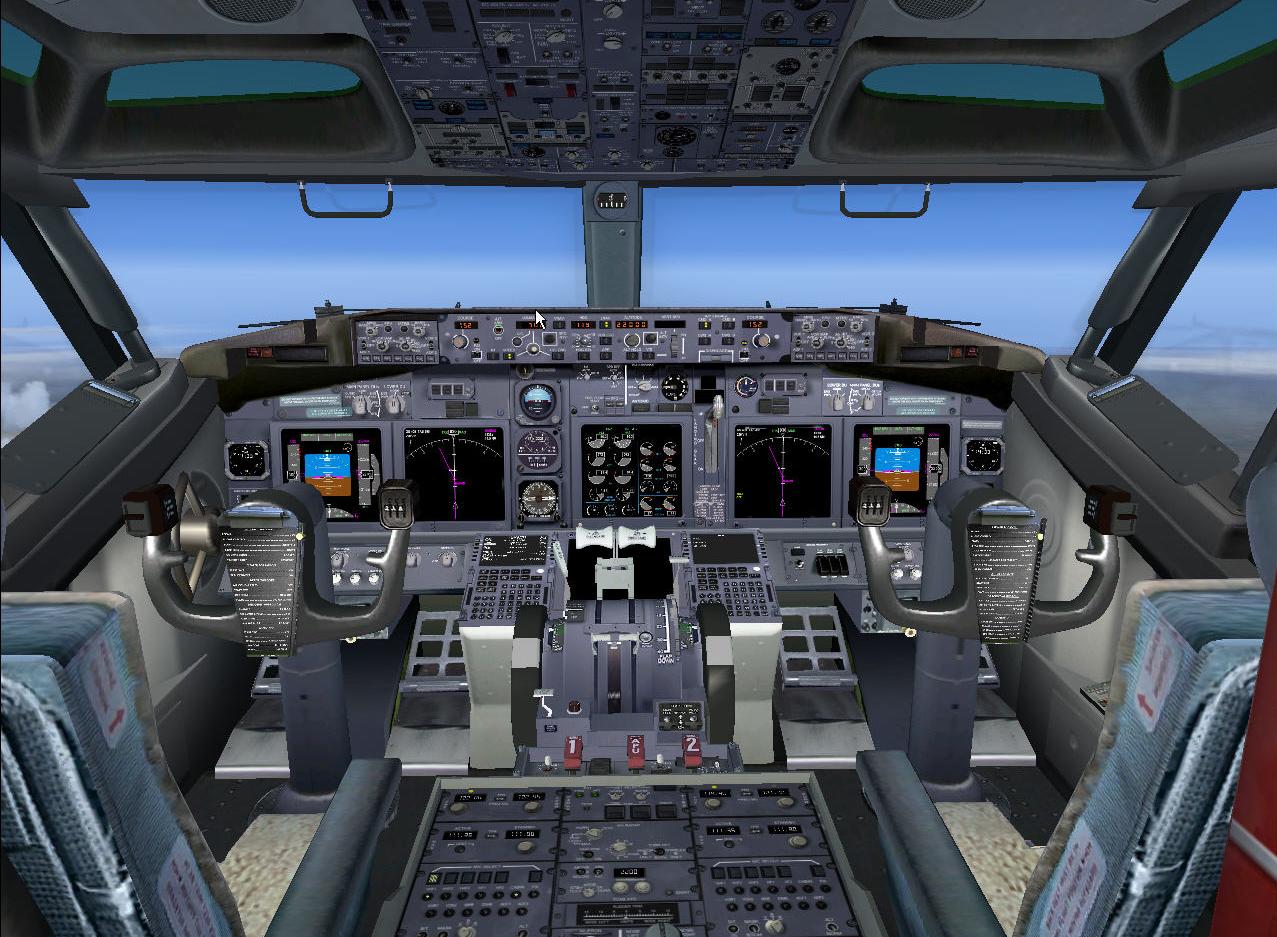 Ez a jövő biztonságának garanciája: az üres pilótafülke?