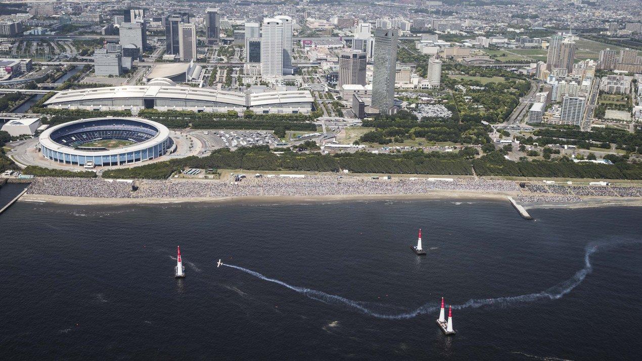 Szép környezet... <br>(fotók: Red Bull Air Race)