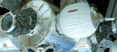Űrállomás – lehet egy felfújt szobával több?