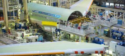 Végszerelésen a 787-gyilkos Airbus