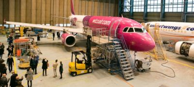Lufthansa Technik mérnöki központ, a 737-esek jegyében