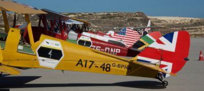 Afrikai kalandok, etiópiai fogság, meg egy zűrös pilóta