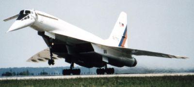 Az utolsó Tu-144 utolsó repülései