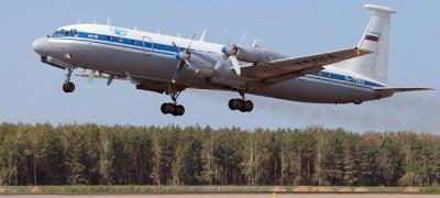 Il-18-as balesete: zuhanás? Kényszerleszállás? Rosszul sikerült leszállás?
