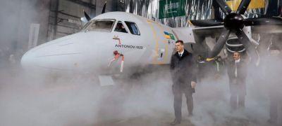 An-132 rollout: egy lehetséges An-26-os váltótípus...
