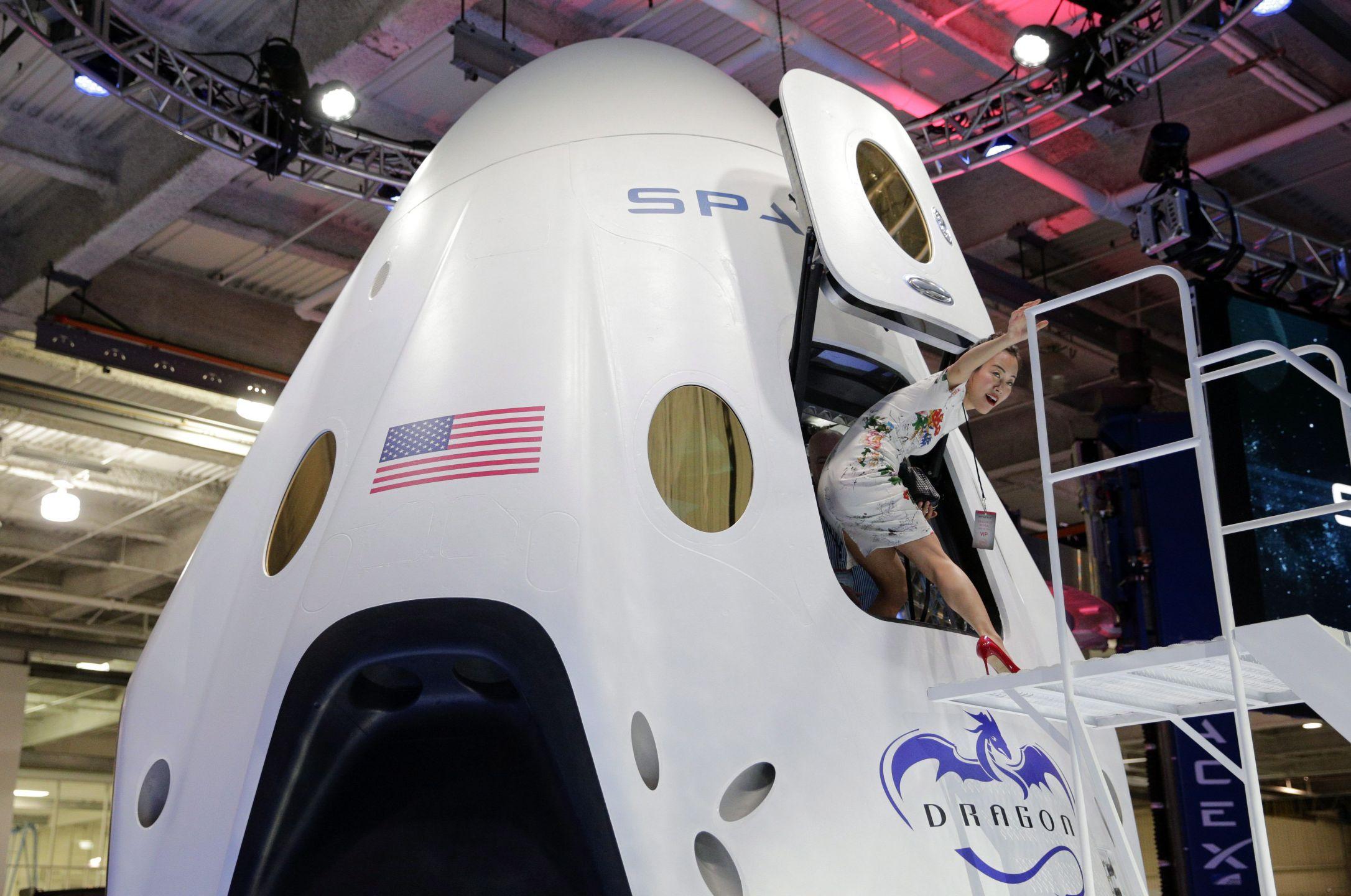 Az űrhajók új generációja a Dragon 2-vel indul