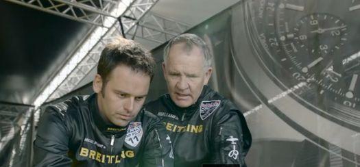 Mika Brageot, és mentora, Nigel Lamb