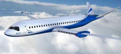 Felvillanyozó lehetőség, 150 személyes elektromos repülőgép?!