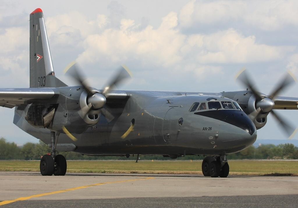 Magyar An-26-os: a szállítógépváltásról még nincs hír