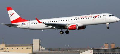 Bejött az Austrian típusváltása: kétmillió Embraer-utas