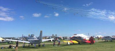 Tízezernyi gép, egy hét – minden, ami repül: Oshkosh!
