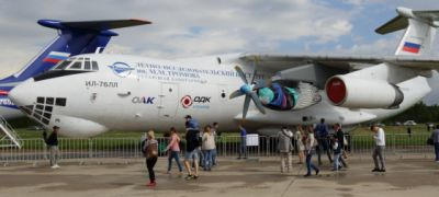 Moszkva, MAKS: az oroszok szerint a legnagyobb show volt
