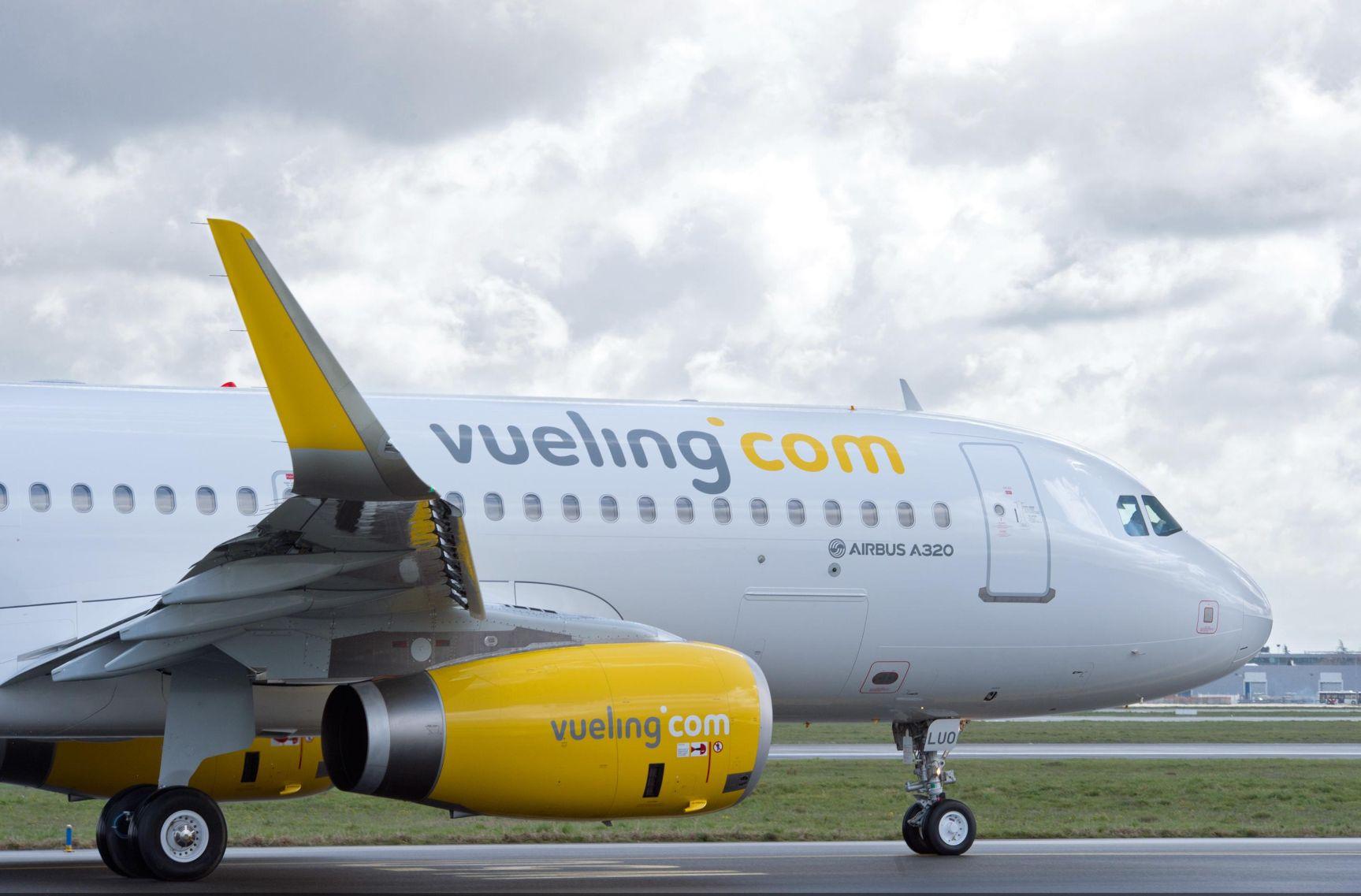 Vueling-gép: Barcelonában egy 320-as nem tudott elstartolni