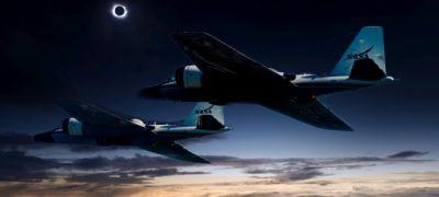 Koros NASA-gépek, ballonok, különjáratok: teljes napfogyatkozás-láz