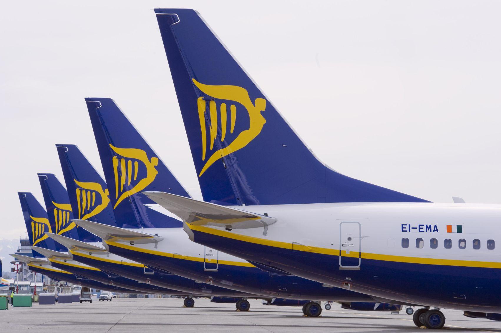 A Ryanair jelenleg kizárólag 737-esekkel repül