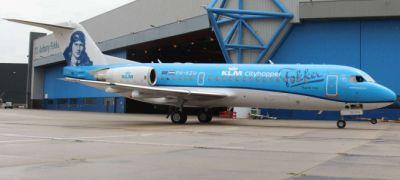 KLM búcsú a Fokkerektől, még lehet foglalni az utolsó járatokra
