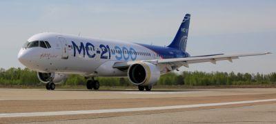 Újra repül az új orosz utasszállító