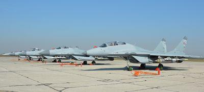 Batajnica MiG-jei: a szerbek erősítenek