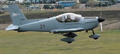 Újra katonai repülőképzés: Közszolgálati Egyetem, Szolnok