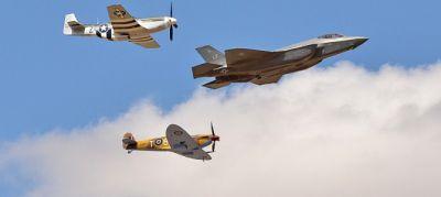 Fairford, Air Tattoo és a Királyi Légierő ünnepe