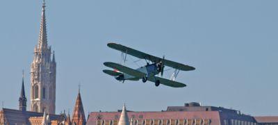 Ünnep a Duna fölött, a légiparádé várható programja