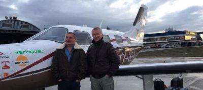 Makfalva–Marosvásárhely 48 ezer kilométer: egy igazi magyar földkörüli repülés