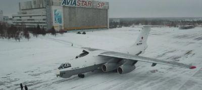 Repül az új orosz tanker!
