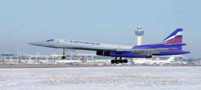 Új orosz szuperszonikus polgári gép: megállapodás kérdőjelekkel