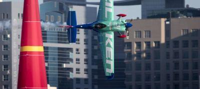 Air Race: szoros nyitány, japán győzelem