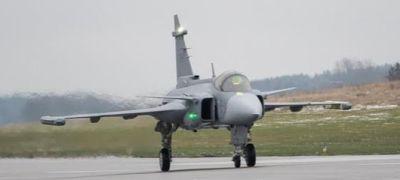 Új Gripen: indul a sorozatgyártás!
